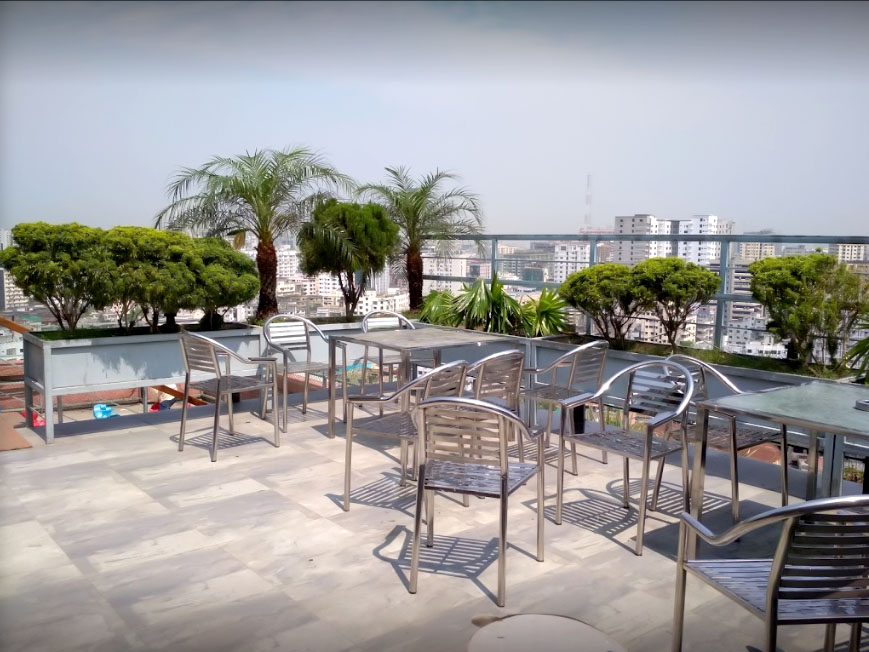 Rahmania Roof Top Restaurant and Convention Hall